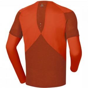 Odlo-Crono-2in1-Shirt 2