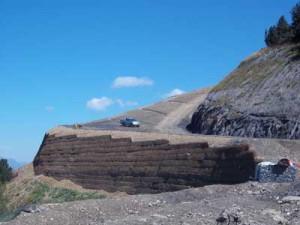 Les 2Alpes nouvelle piste bleue-julien merel-août 2015 - 3