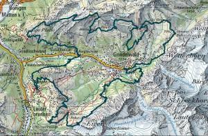 E101 - Eiger Ultra Trail - Christoph Vandewiele